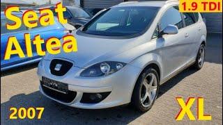 Seat Altea XL // Авто в Германии