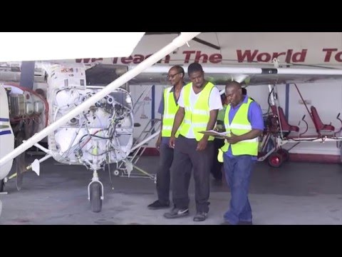 Caribbean Aviation Training Center Commercial 2016