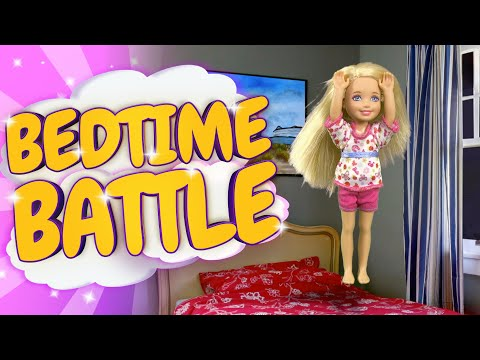 Barbie - Bedtime Battle | Ep.46