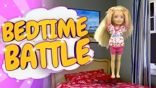 Barbie - Bedtime Battle | Ep.46 thumbnail