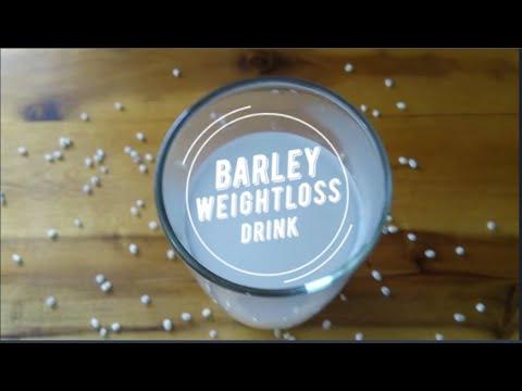 Barley Weightloss Drink | Best Weightloss Drink to Reduce Water Retention and Edema