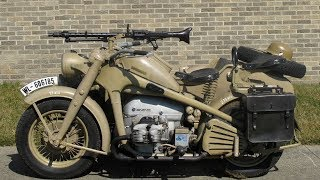 Zundapp KS750 - Fantastic legendary motorcycles