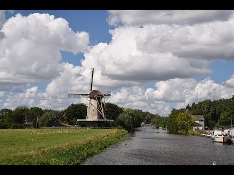 Cruising the Canals of Holland 2019