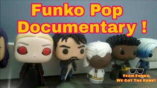 Funko Pop Documentary -  My Definition What Funko Are - What are Funkos?Team Funko We Got The Funk