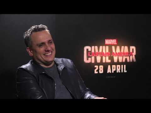 Joe Russo talks Infinity War