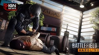 Battlefield Hardline Gets Car Chase and eSports Modes - IGN News @ Gamescom