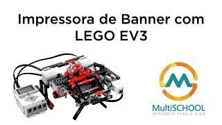 LEGO Plotter EV3 - Robótica