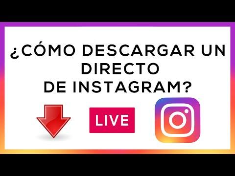 ¿Cómo descargar vídeo en vivo de Instagram? Android