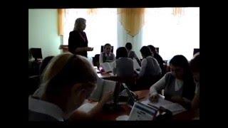 Урок обществознания в 8 классе. Учитель Голод Н.А.