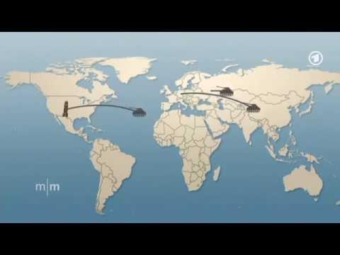 Waffenexporte in Krisengebiete (2014) - Und heute? - Waffenexporte leicht gemacht - Die Anstalt