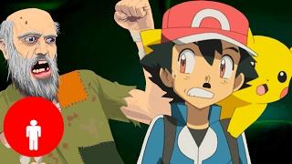 STUPRATI DA UN VECCHIO MANIACO D: - Pokemon Uncensored #5