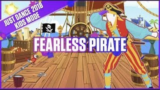 Just Dance® 2018 Kids: Fearless Pirate - Marine Band