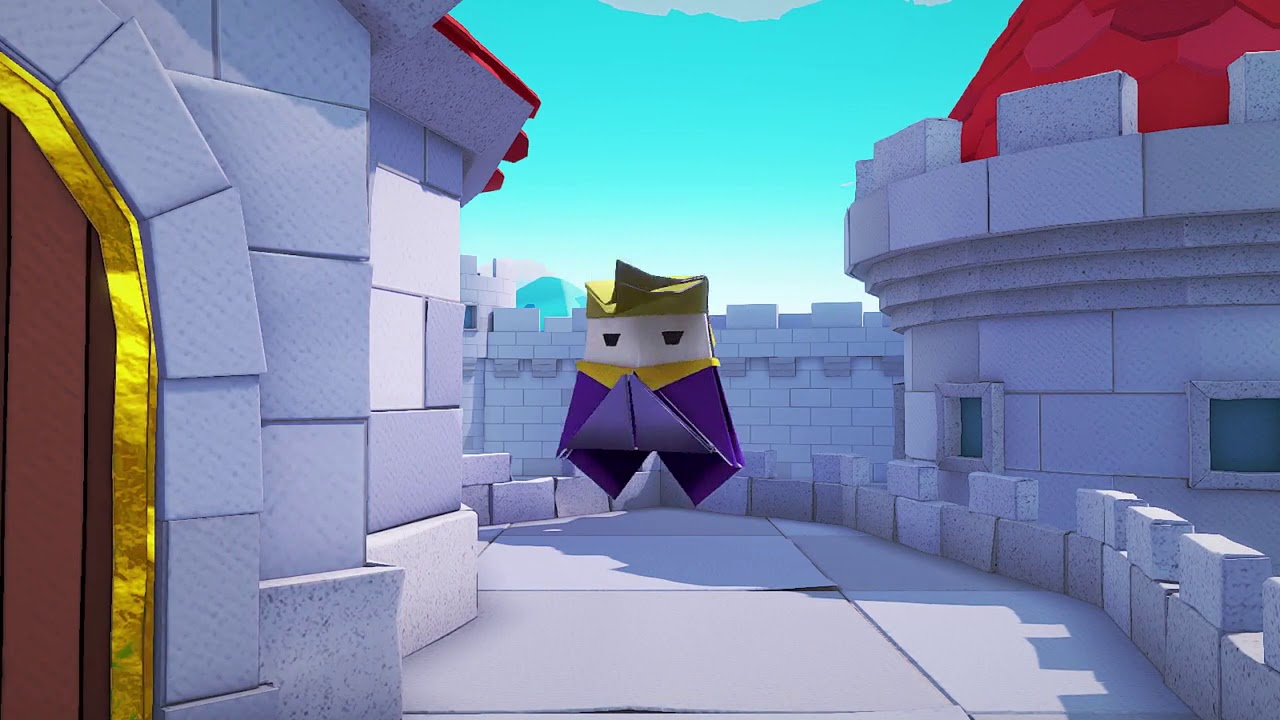 video Paper Mario Origami King – Switch