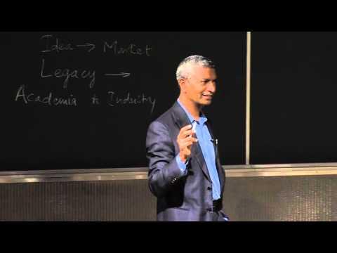 UCSF Catalyst Keynote Address: KR Sridhar, CEO Bloom Energy