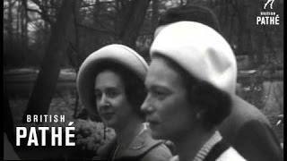 Queen Juliana Silver Wedding Celebrations (1962)