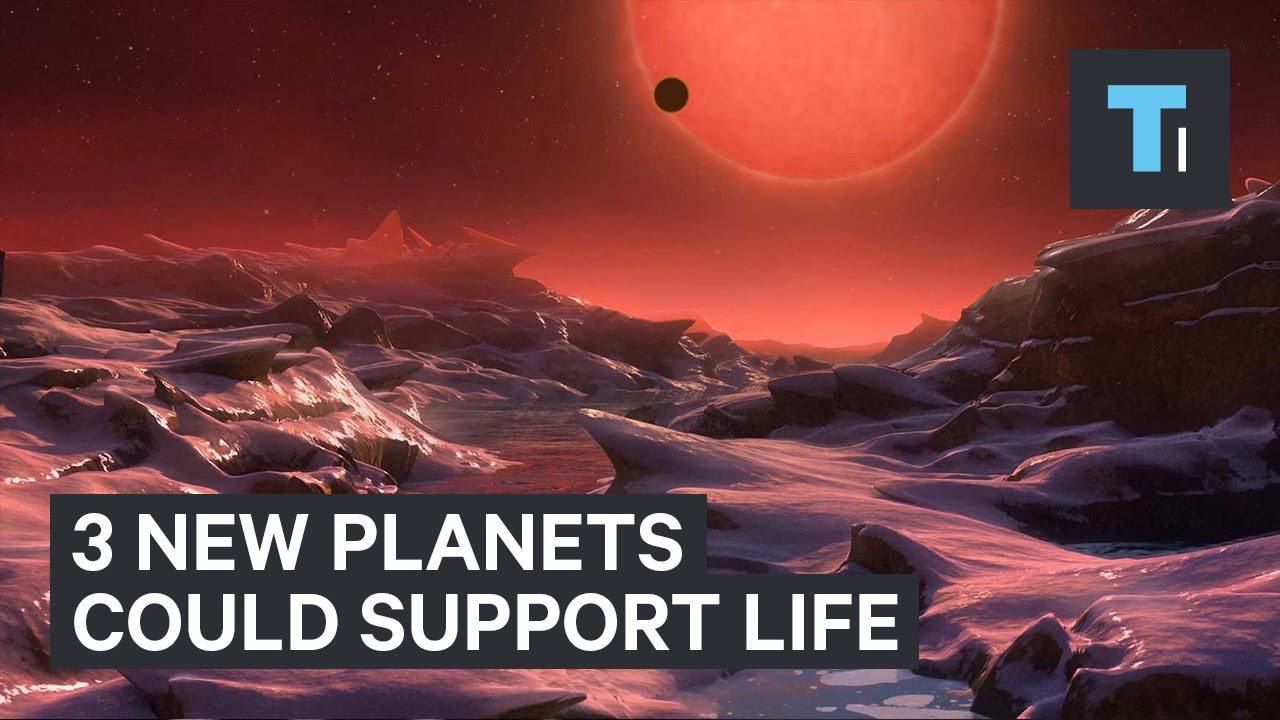 planets that could support life - photo #7