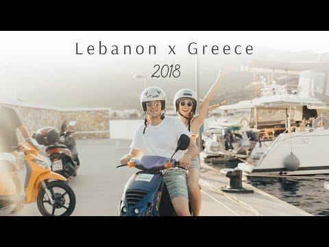 Travel Vlog: Lebanon x Greece