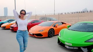 The Life Of Rich Kids Of Dubai !!!