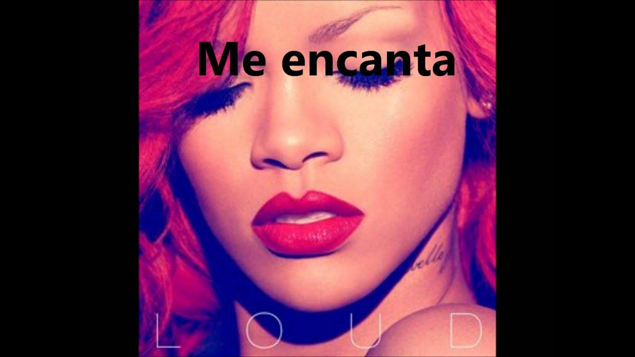 Rihanna  Cockiness (subtitulos Al Español)  Youtube