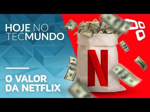 Novela Apple X Samsung, GDPR, valor da Netflix e mais - Hoje no TecMundo