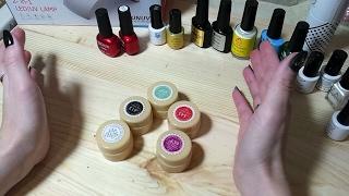 видео Гель-краска для ногтей