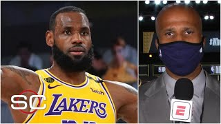 LeBron James' level of calm helping his Laker teammates – Richard Jefferson | SportsCenter