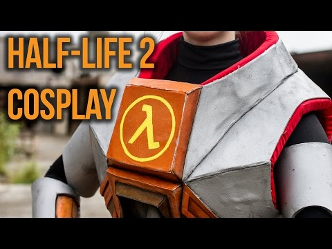 Final Half-Life 2 HEV Suit Cosplay