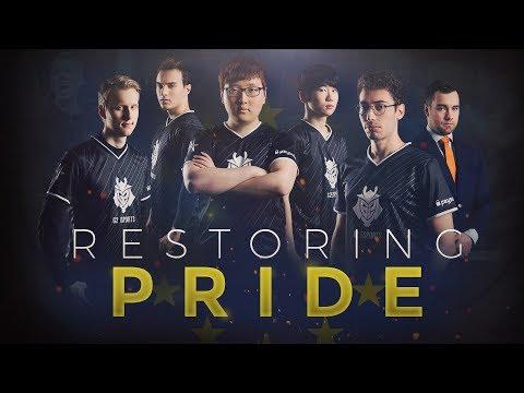 G2 Esports: Restoring Pride