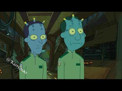 Рик и Морти, 2 сезон 3 серия. Рик встречает Юнити
