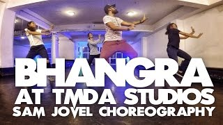 BHANGRA | GHAINT PATOLA | TMDA STUDIOS | SAM JOVEL CHOREOGRAPHY