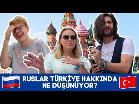 Что русские думают о турецких мужчинах, сериалах и что знают о Турции?