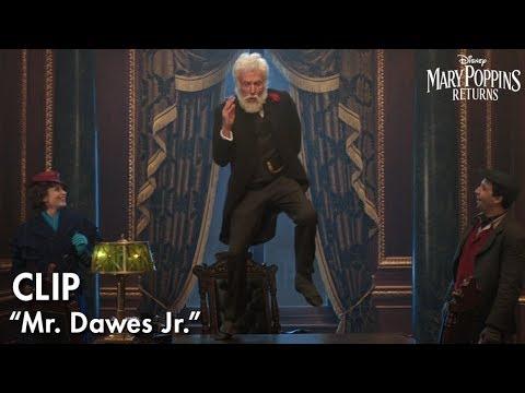 """Mr. Dawes Jr."" Clip | Mary Poppins Returns"