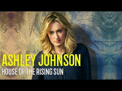 Ashley Johnson sings House of the Rising Sun | The Last of Us 2 Ellie's voice actor