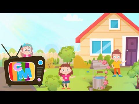 Am o casa mititica – Clopotelul Magic – cantece pentru copii – Cantece pentru copii in limba romana