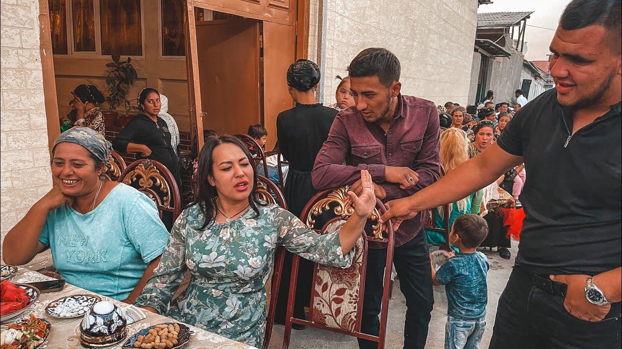 Свадьба года в ЛЮЛИ -МАХАЛЛЯ !!Боксёр Шерзод Мамаджанов выдаёт дочь ! БОМБЕЙ !! Андижан.