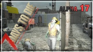 ★ Delightful diversion - Ep 83 - 7 Days to Die alpha 17.2 solo - single player let's play