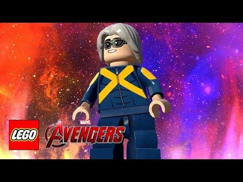 LEGO Marvel's Avengers - Quicksilver (X-Men: Dark Phoenix) Mod
