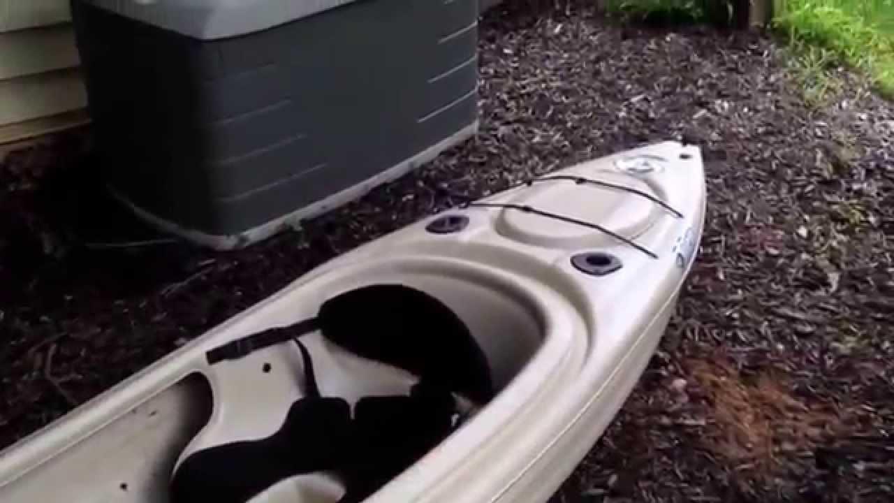 Pelican Kayak Storage Mod Budget Kayaking By Aaron Of All