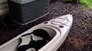 Pelican Trailblazer 100 Angler Kayak