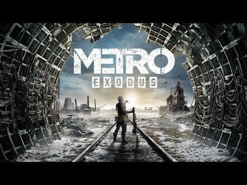 METRO EXODUS OST - Race Against Fate (Driving Scene) [EXTENDED]