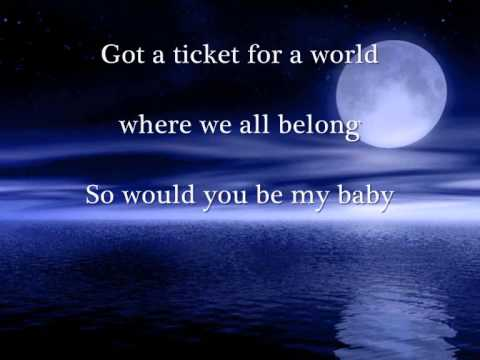 Savage Garden - To The Moon and Back (Lyrics)