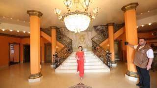 Бэкстейдж фото и видео съемки для клипа Лилии Ланской