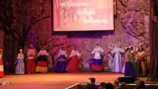 Марш Мира.Театр Танца 'Мегаполис'