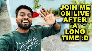 Join LIVE with Me | DAN JR VLOGS