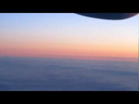 Clouds above Atlantic Ocean :: view from Emirates Airlines by Arun Kumar B :: Dec 2011