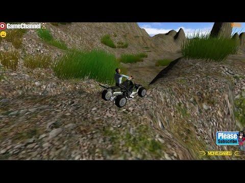 Quad King 2 3d Quad Bike Atv Racing Video Games For Kids Youtube