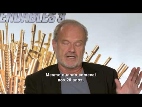 Os Mercenários 3 - entrevista ao IMDB