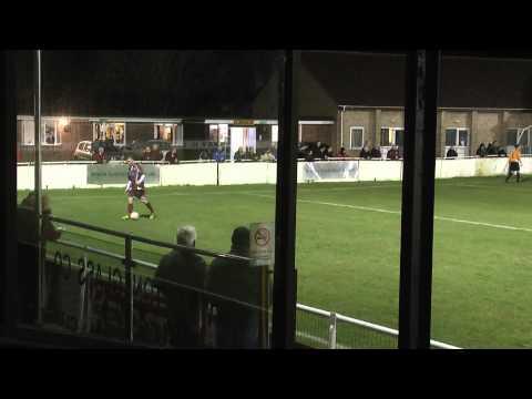 Bashley 0 v 3 Weymouth - 18th March