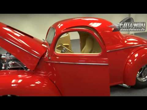 1941 Willys Coupe For Sale At Gateway Classic Cars In Our