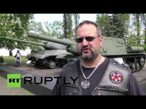 Germany: German-Russian Museum exhibition marks Victory Day 2016